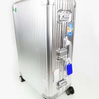 Feixueer 30 inch aluminum 4wheels luggage Rimowa Topas style