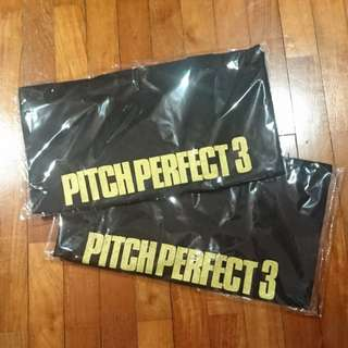 Pitch Perfect 3 Tote Bags