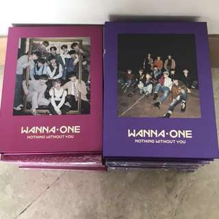 Wanna One Unsealed Nothing Without You Albums