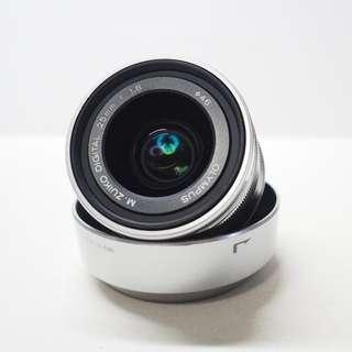 OlympusM.Zuiko Digital 25mm F1.8 Lens