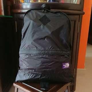 全新購自日本The North Face Purple Label Cordura Light Weight Day Pack L (原價15000Yen)