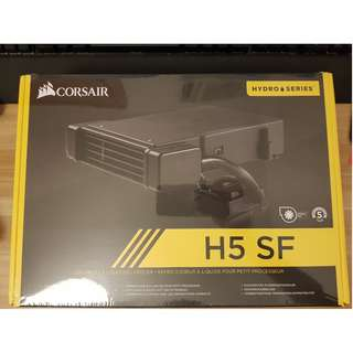 Corsair Hydro Series H5 SF Low-Profile Liquid CPU Cooler