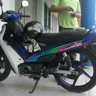 Motor Yamaha 110 SS