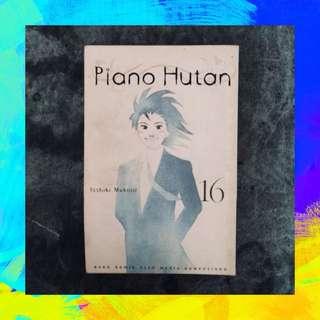 Komik Piano Hutan Vol. 16