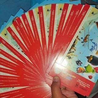 22nd Hot Air Balloon Tickets