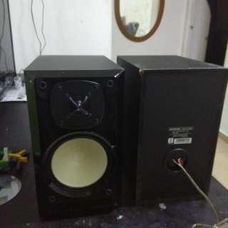 Onkyo hi fi Speakers