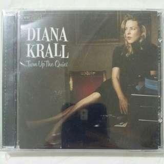 [Music Empire] Diana Krall - Turn Up The Quiet CD Album