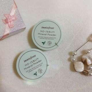 Innisfree No-Sebum Mineral Powder