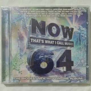 [Music Empire] Now 64 - That's What I Call Music!  CD Album
