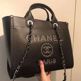 CHANEL shopping tote (small size)