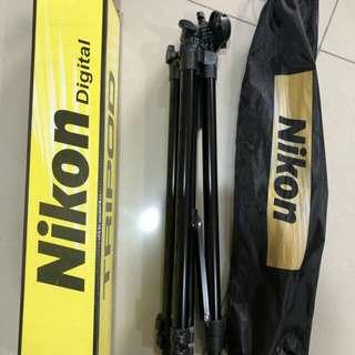 全新@相機王Nikon穩固腳架