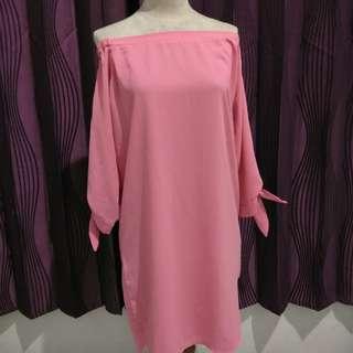 Dress Sabrina Soft Pink