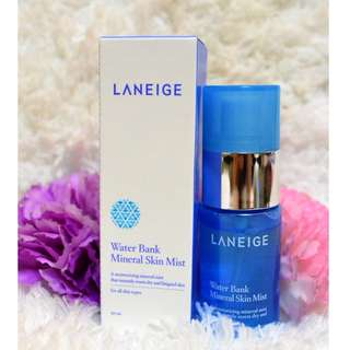 Laneige Water Bank Mist 30ml