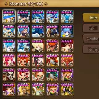 Summoners War Asia