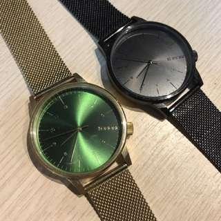 🚚 Komono 手錶