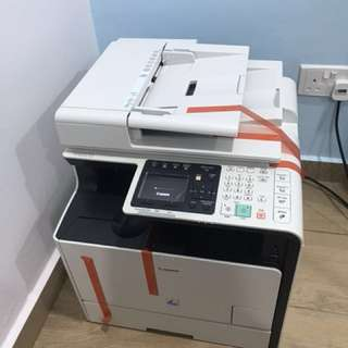 Very new Printer CANON MF8580CDW ImageCLASS excellent condition