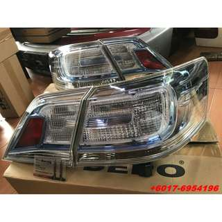Toyota Camry 06-11 Hybrid LED Tail Lamp  ACV40