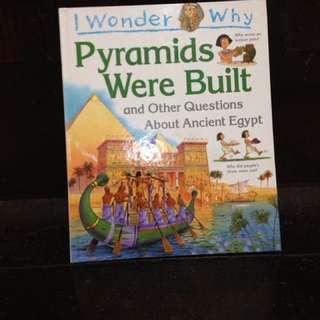 Grolier's Pyramids Were Built