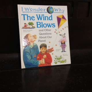 Grolier's The Wind Blows