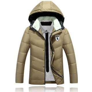 Men's Winter Jacket (Lazada)