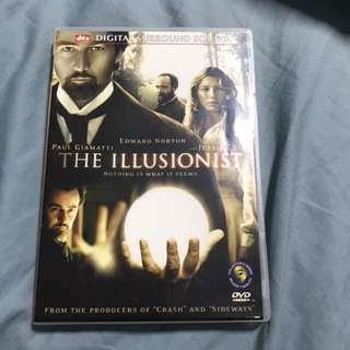 ( Free ) The illusionist dvd