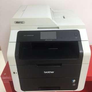 Color Printer/scanner/Fax machine