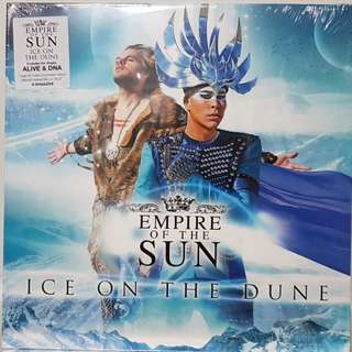 Vinyl LP : Empire Of The Sun - Ice On The Dune