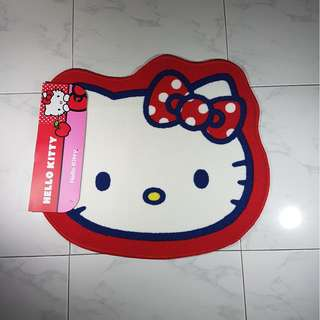 Hello Kitty Floor Mat - Miniso Jap *2018 SALES*