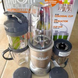 BNWOB NutriBullet 900 Series