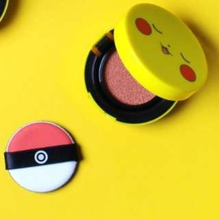 Super Cute Pikachu Cheek Blusher