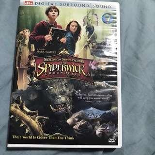 ( Free ) The Spiderwick Chronicles