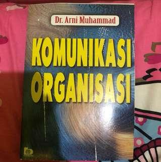 Komunikasi Organisasi Arni muhammad