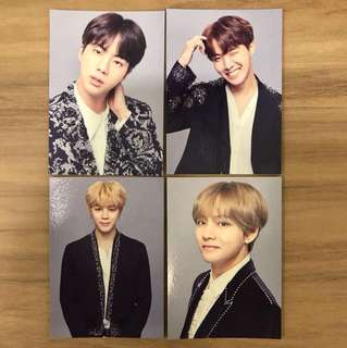 [WTS] BTS THE WINGS TOUR FINAL IN SEOUL PHOTOCARDS