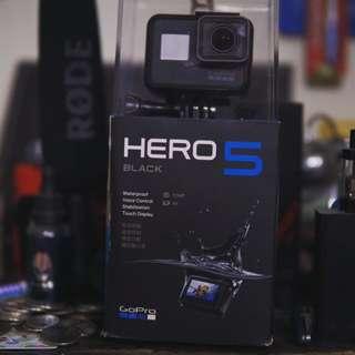 Go Pro Hero 5 Black 4k