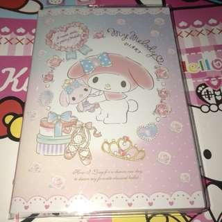My Melody Datebook