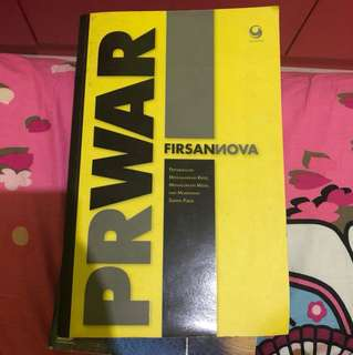 PRWAR FIRSANNOVA