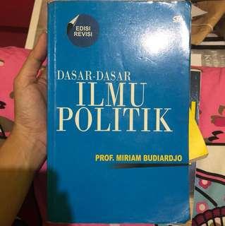 Dasar-dasar ilmu politik