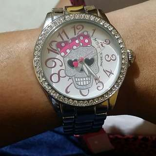 Authentic Betsey Johnson Watch