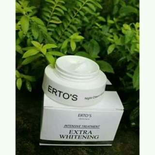 Cream ertos night