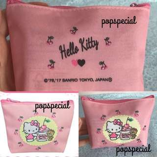 Hello Kitty Tokyo Japan Cherry Pouch