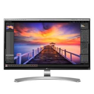 """LG 27UD88-W 27"""" 4K UHD IPS USB C LED Monitor (27"""" Diagonal) 27UD88 27"""