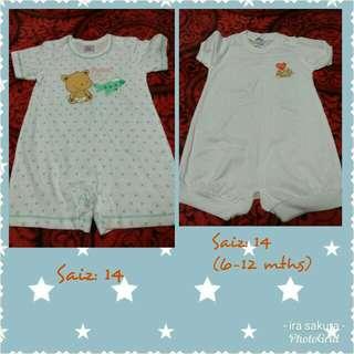 Baju baby (new)