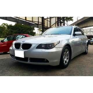 04 BMW 520I