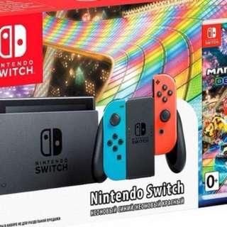 [Instalment Plan] Nintendo Switch Bundle (Brand New)