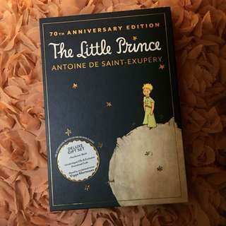 The Little Prince (70th Anniversary Edition with DVD)