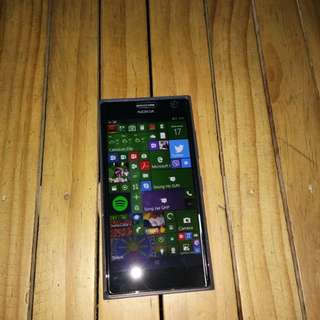 Nokia Lumia 730 Dual Sim (Win 10 Mobile Upgraded)