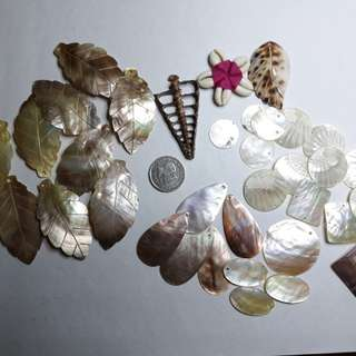 Bundle Capiz Shell for Crafting
