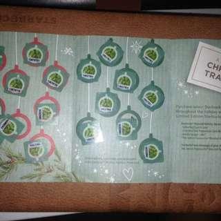 STARBUCKS complete stickers