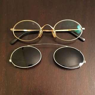 Giorgio Armani Glasses (w/ sun glasses)/ Calvin Klein Glasses