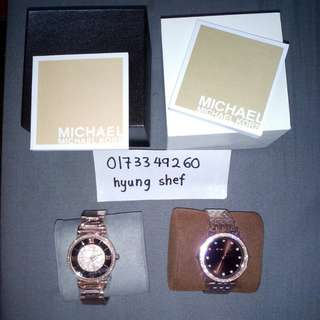 SELLING PREORDER MICHAEL KORS BELOW RM500!